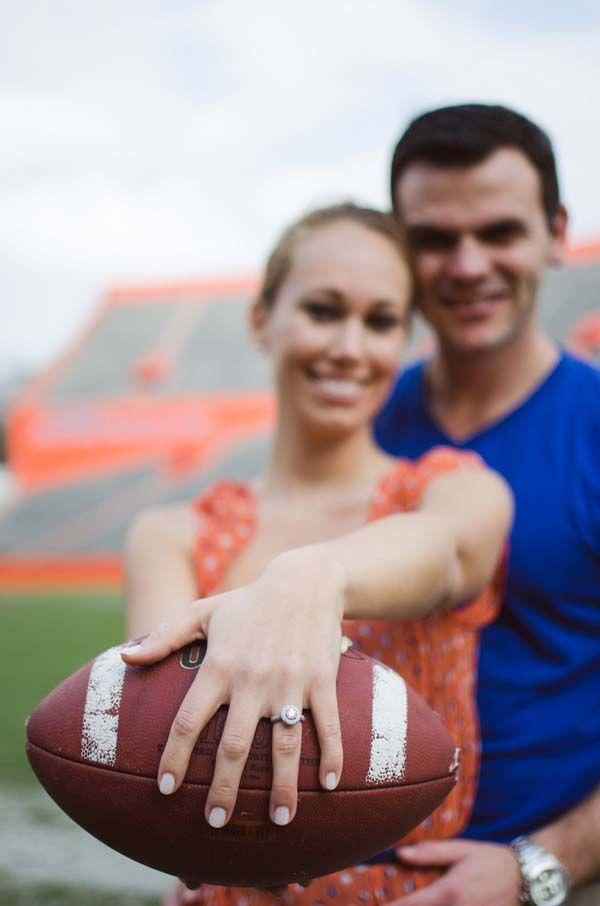 Gainesville, Florida, Engagement Photos: Ashley + Mike
