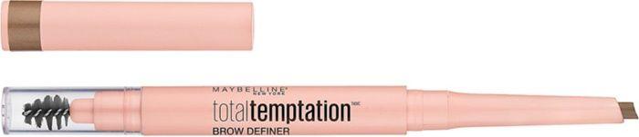 Maybelline Spring 2018 - Maybelline Total Temptation Eyebrow Definer Pencil