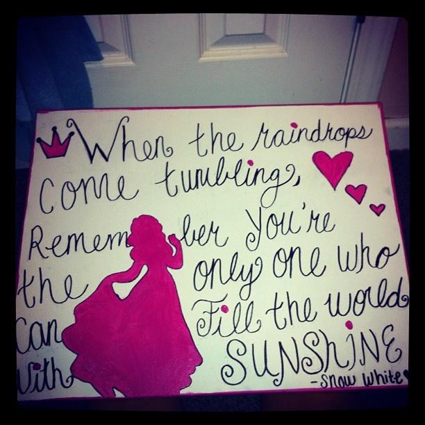 Cute Wall Decor Quotes : Diy wall art decor cute quotes