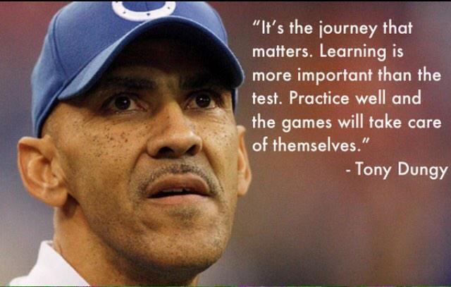 Coaching and Tony Essay