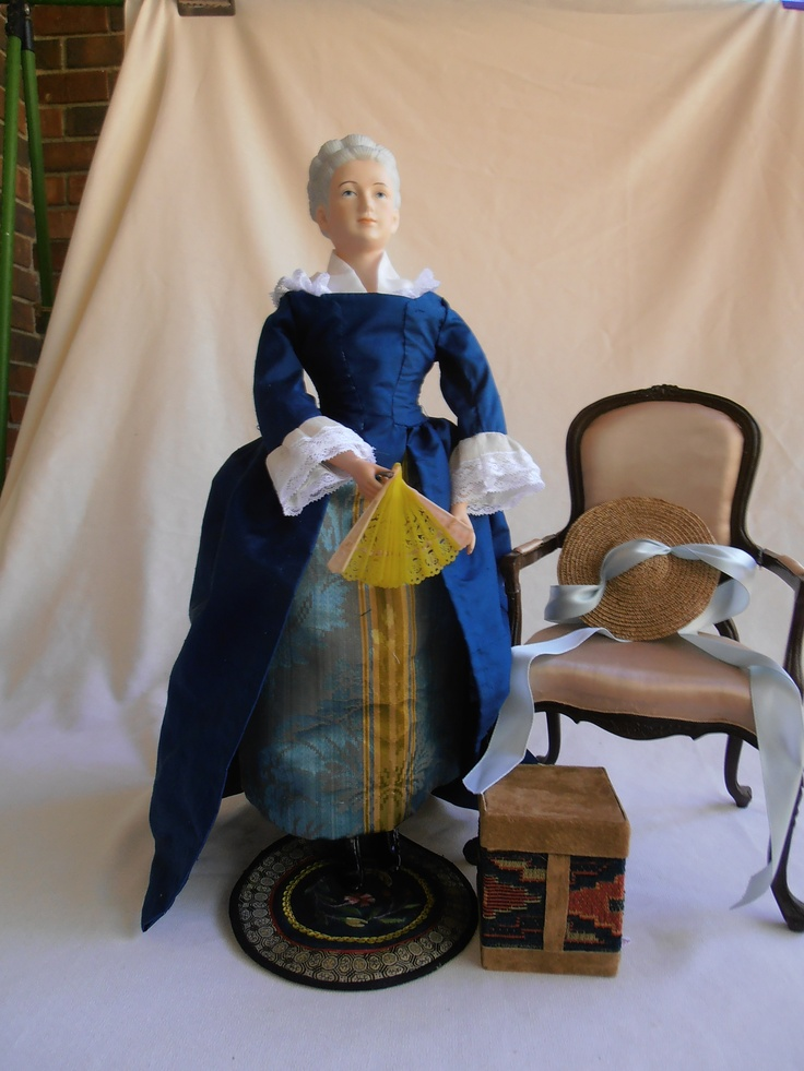 Yield House Doll Kit   Martha Washington