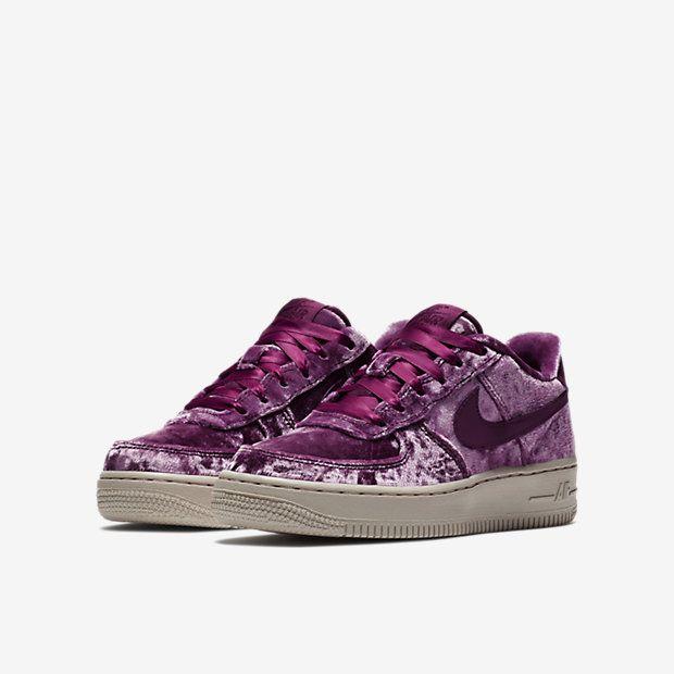 61bca50431be Low Resolution Nike Air Force 1 LV8 Big Kids  Velvet Shoe