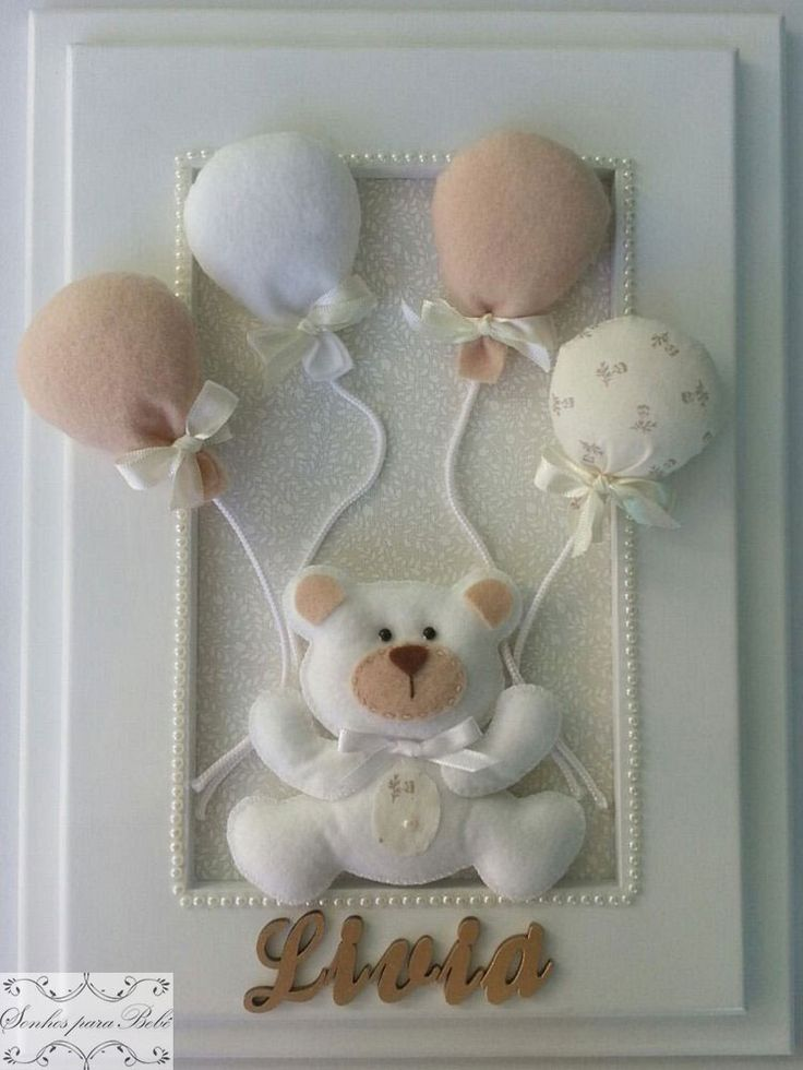 Decoração para o quarto do bebê e Maternidade