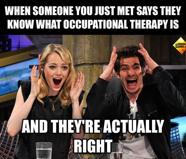 Funny OT Memes!  Repinned by myPTsolutions.  Follow us at pinterest.com/myptsolutions