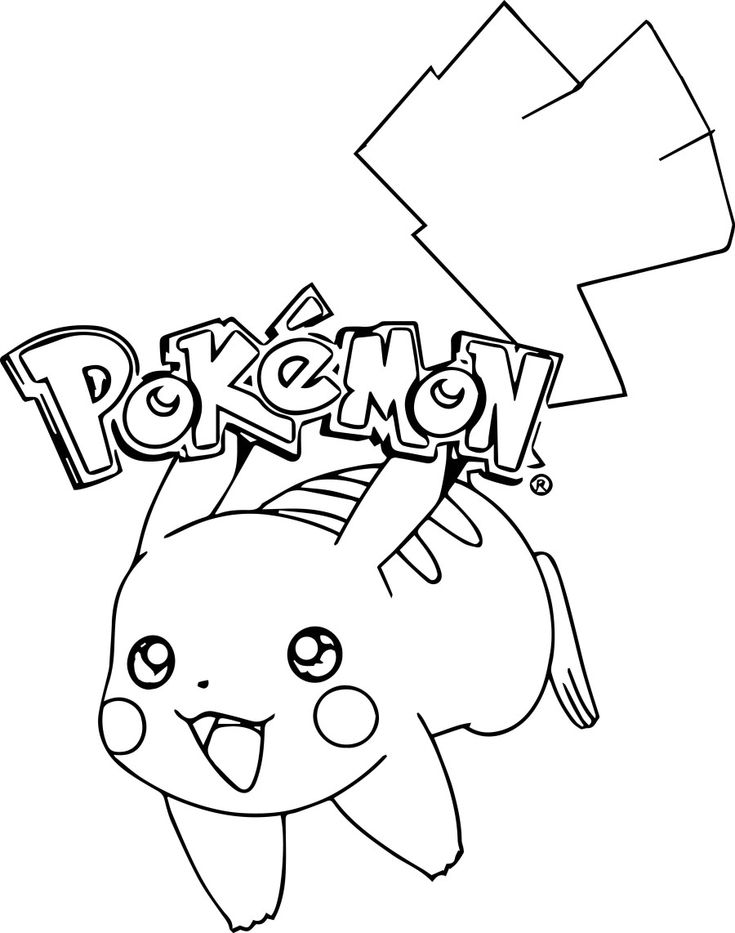 pikachu coloring pages pokemon  malvorlagen pokemon