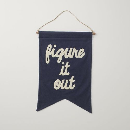 How about a large fabric banner similar to this for th runway?  Easy for me to work on here and pack.
