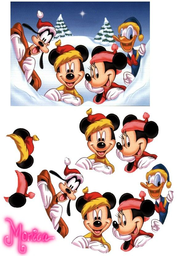 1000 Id 233 Es Sur Le Th 232 Me No 235 L Mickey Mouse Sur Pinterest