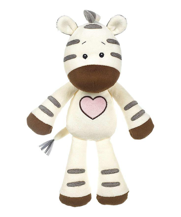 Zebra Plush Toy