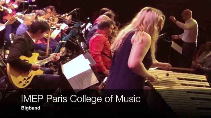 Mannix (Lalo Schifrin) - Arrangement by Arnaud Quercy - IMEP Paris Colle...