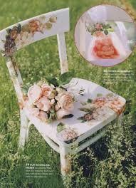 Картинки по запросу декор стульев шебби шик