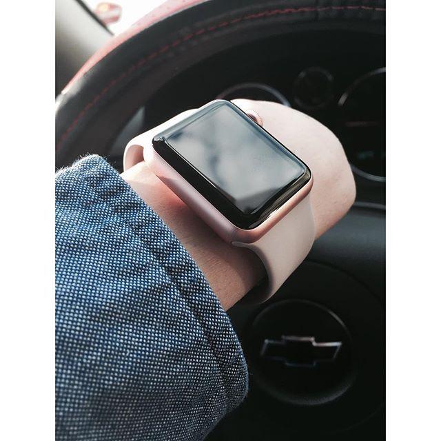 rose gold 38mm lavender sport band apple watch appletv