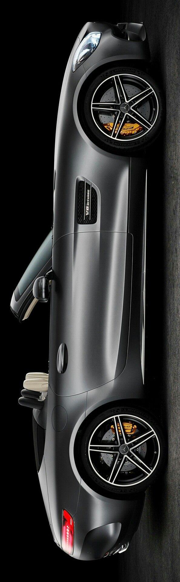 2016 Mercedes-AMG GT C Roadster by Levon