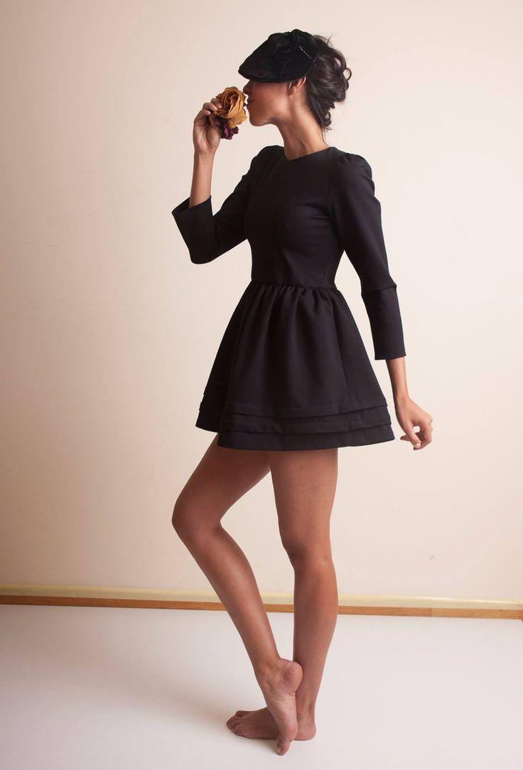 Three words: Little. Black. Dress. heart emoticon Giacomo Facco Dress heart emoticon