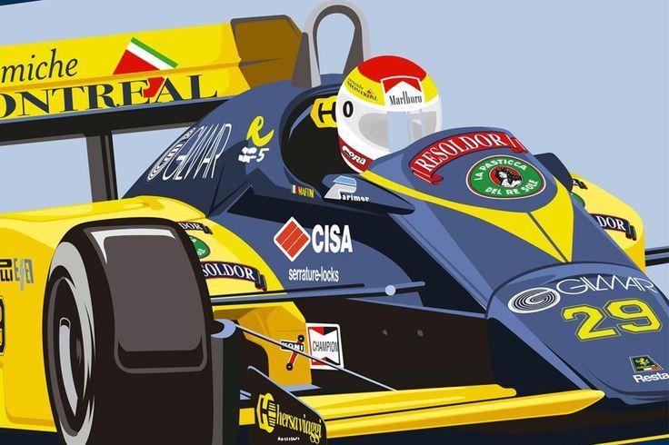 Il 25 giugno a Imola una giornata in pista per celebrare un pezzo di storia tutto italiano della F1