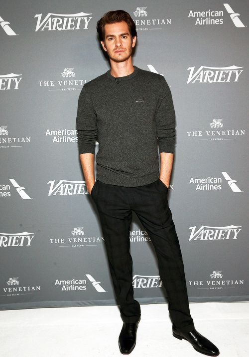 Andrew Garfield attends 'Actors on Actors' for Variety Studio | Nov.12, 2016