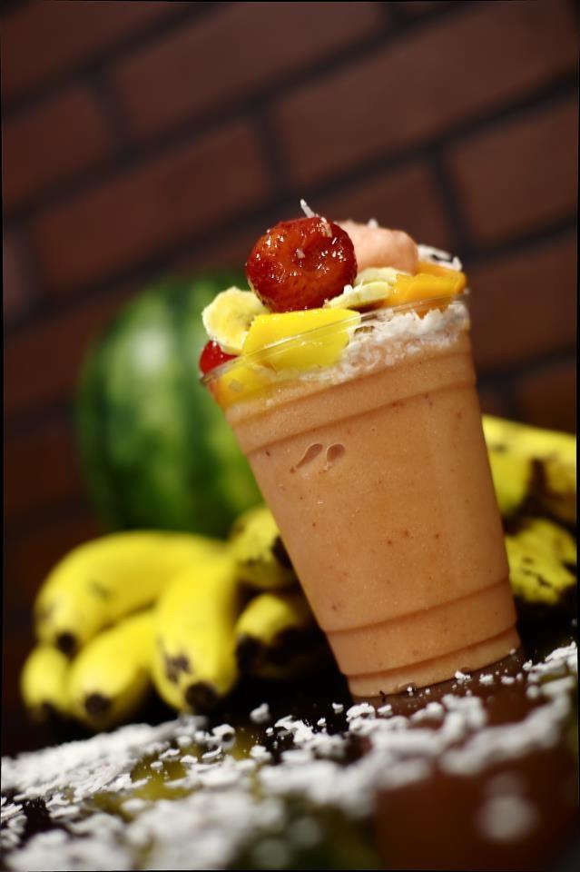 Frappe de Frutas Mixtas en  Don Frappe Añasco , Puerto Rico