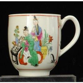 Coffee Cup: Chinese Family C1760