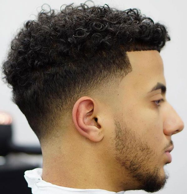 Curly Hair Fade Best Curly Taper Fade Haircuts For Men 2020 Guide Mens Haircuts Fade Fade Haircut Curly Hair Low Fade Haircut