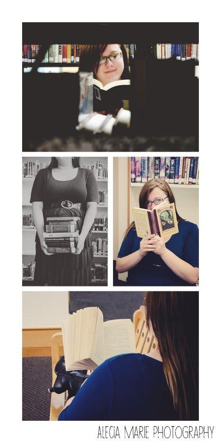Alecia Marie Photography: The Beautiful Mackenzie! -Senior Girl Library  Photoshoot