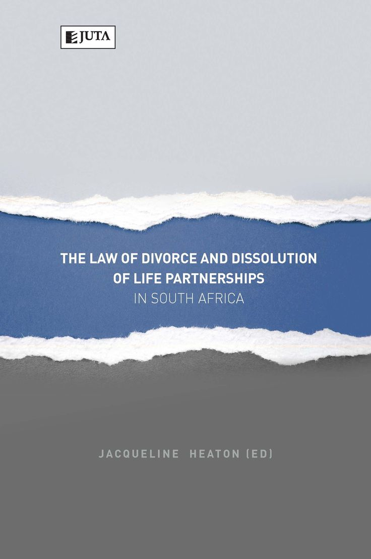 The Law of Divorce and Dissolution of Life Partnerships in South Africa is a comprehensive publication that provides a detailed exposition and analysis of the law relating to the termination of civil unions, civil marriages, customary marriages, Muslim marriages and Hindu marriages by divorce. The publication also offers an in-depth discussion and analysis of the law relating to the dissolution of life (domestic) partnerships. Published by Juta Law