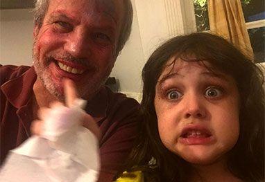 Jayme Monjardim posta momento fofo ao lado da filha Maysa - Reprodução/Instagram
