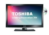 Toshiba 19DL502B 19-inch Widescreen HD Ready LED TV with Freeview and Built-in DVD Player - Black (New for 2012)