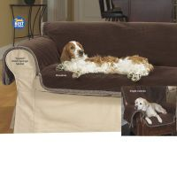 Furniture Defender Pet Couch Cover, Single Cushion
