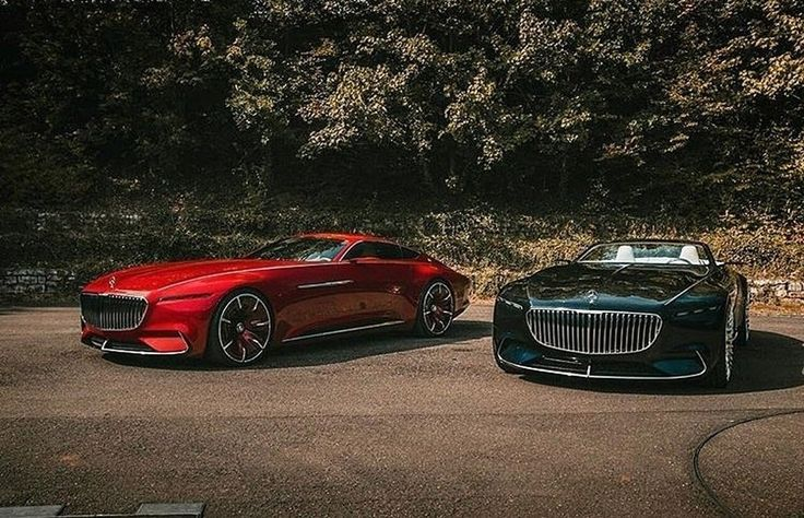 "2,213 aprecieri, 14 comentarii - Daimler AG (@daimler_ag) pe Instagram: ""Pieces of art. Our Vision Mercedes-Maybach 6 Coupé and Cabriolet. Follow @gorden.wagener for more…"""