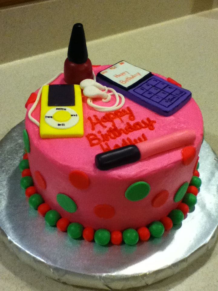 39 best Teenager cake images on Pinterest Biscuits Fondant