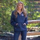 Monogrammed Pullover Rain Jacket | Marleylilly
