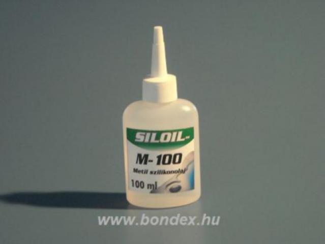 Csepegtetős M-100 szilikon olaj 100 ml