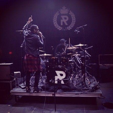 Ryan Leslie live