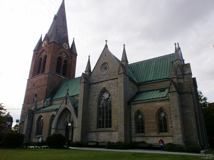 St Nicolai Kyrka church, Örebro