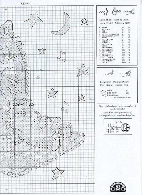 suzy's zoo - snoozing - chart 2/2