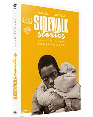 """Gagnez le DVD du beau film de Charles Lane, """"Sidewalk stories"""". En marge du quartier des affaires et des foules pressées, vit à New York un jeune artiste, qui tente de gagner sa vie en croquant sur le trottoir des passants. Un soir, au détour d'une ruelle, il recueille une fillette dont le père vient d'être assassiné... #concours #cinema"""