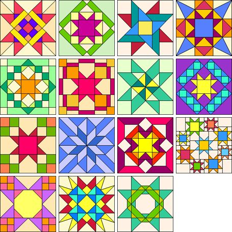 Enhanced Variable Stars | Products | The Electric Quilt Company