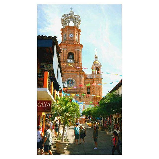 Nuestra Señora de Guadalupe• Puerto Vallarta • MX  #mexico #puertovallarta #travelblog #travel #wanderlust #swimineveryocean #princesscruises #shiplife #cruisechat #rubyprincess #PlacesToSea