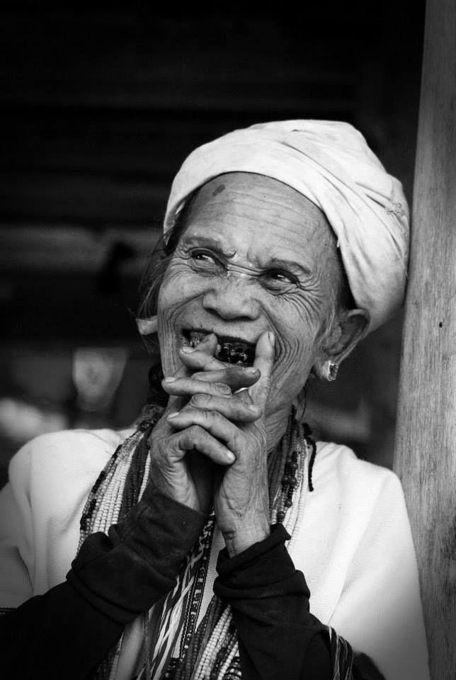 Sharing a joke, Chiang Mai, Thailand