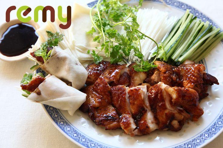 北京ダックを家庭でも。味は本格。ペテンダック