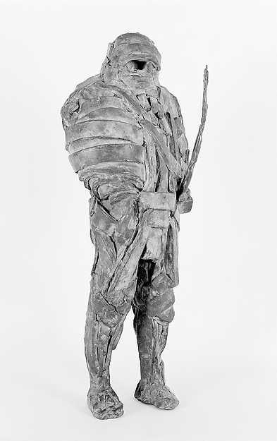 Afgelopen week vierde kunstenaar Karel Gomes zijn 85ste verjaardag. Om hem te feliciteren lichten we vandaag zijn beeld van een ME-er uit in #020today: http://hart.amsterdammuseum.nl/…/020today-hommage-aan-karel…