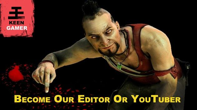 Do you like games? Do you like talking about them? Why not to share your knowledge with others? We are looking for reviewers, YouTubers and news editors. Join our team!