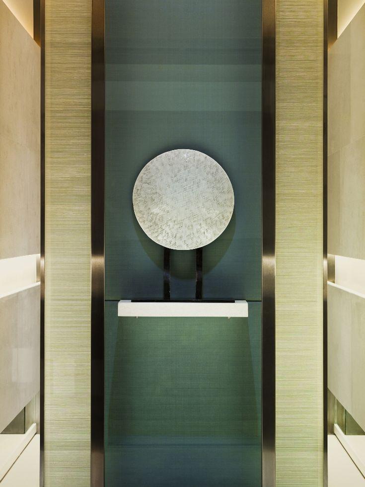 185 best lifts elevator lobbies images on pinterest for Modern elevator design