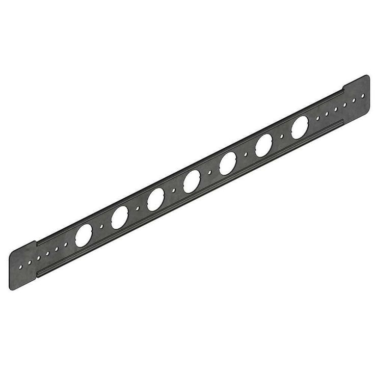20 in. Galvanized Steel Bracket to Support Cpvc Piping (Box of 50)