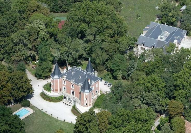 Le Pavillon du Chateau de Garrevaques, Hotel de charme TOULOUSE ALBI CARCASONNE, Hotel de luxe et caractere avec spa et piscine dans le Sud Ouest