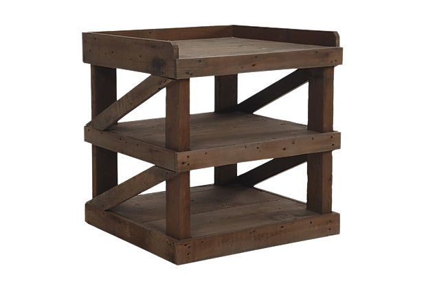 One Kings Lane - Bedroom Furniture - Warrington End Table