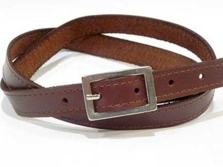 #Cinturón de #cuero para mujer de primera #calidad hecho a mano. Clica para saber más.