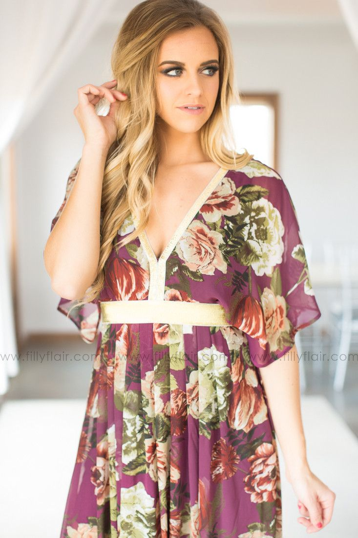 best cheap maxi dresses in floral print