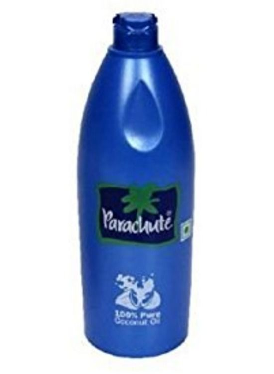 Parachute Coconut Oil 444ml 100% Pure Coconut Oil for Hair, Skin care, Pulling Parachute coconut oil is 100% Pure and Natural. Made from the finest, natural, edible grade coconuts Free from chemical additives or solvents Non-Hydrogenated, Non-Deodorized,