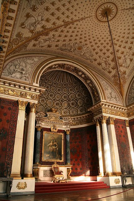 Hermitage Museum (Winter Palace) - Russia