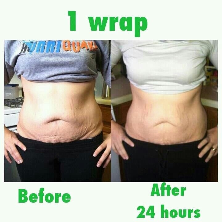 waste wrap to lose weight